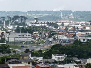 Cidade industrial. Curitiba.